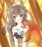 Gift - Autumn by Haruru-puri