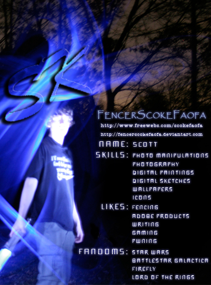 FencerScokeFaofa's Profile Picture