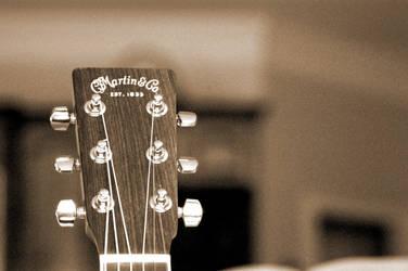 martin guitar by mistahFU