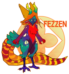 Fezzen [IMPIM MYO] by agreeablefrog