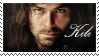 Kili stamp by LadyAnaire