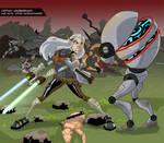 Star Wars is AWESOME 2:Lumiria