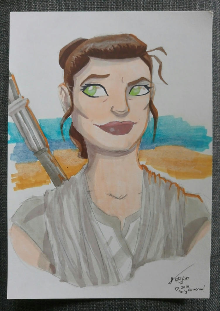 A Very Me-Rey Christmas! by CaptainUnobservant