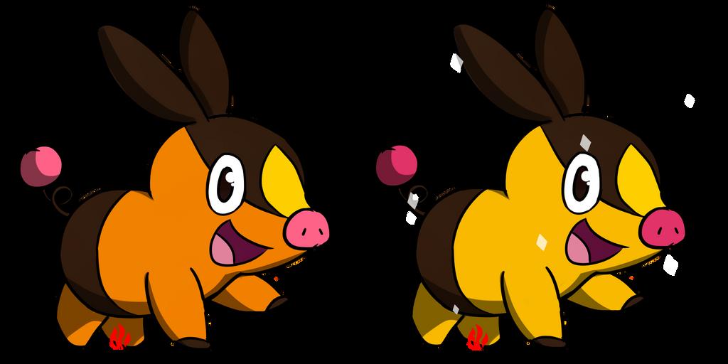 Pokemon #498 - Tepig by Fyreglyphs