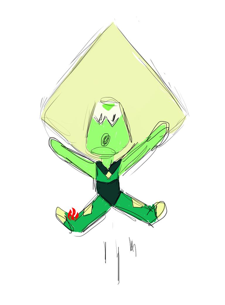 Jumping Dorito Chip by Fyreglyphs