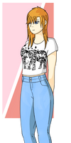 [Wardrobe Change] - Amber Skyy by Fyreglyphs