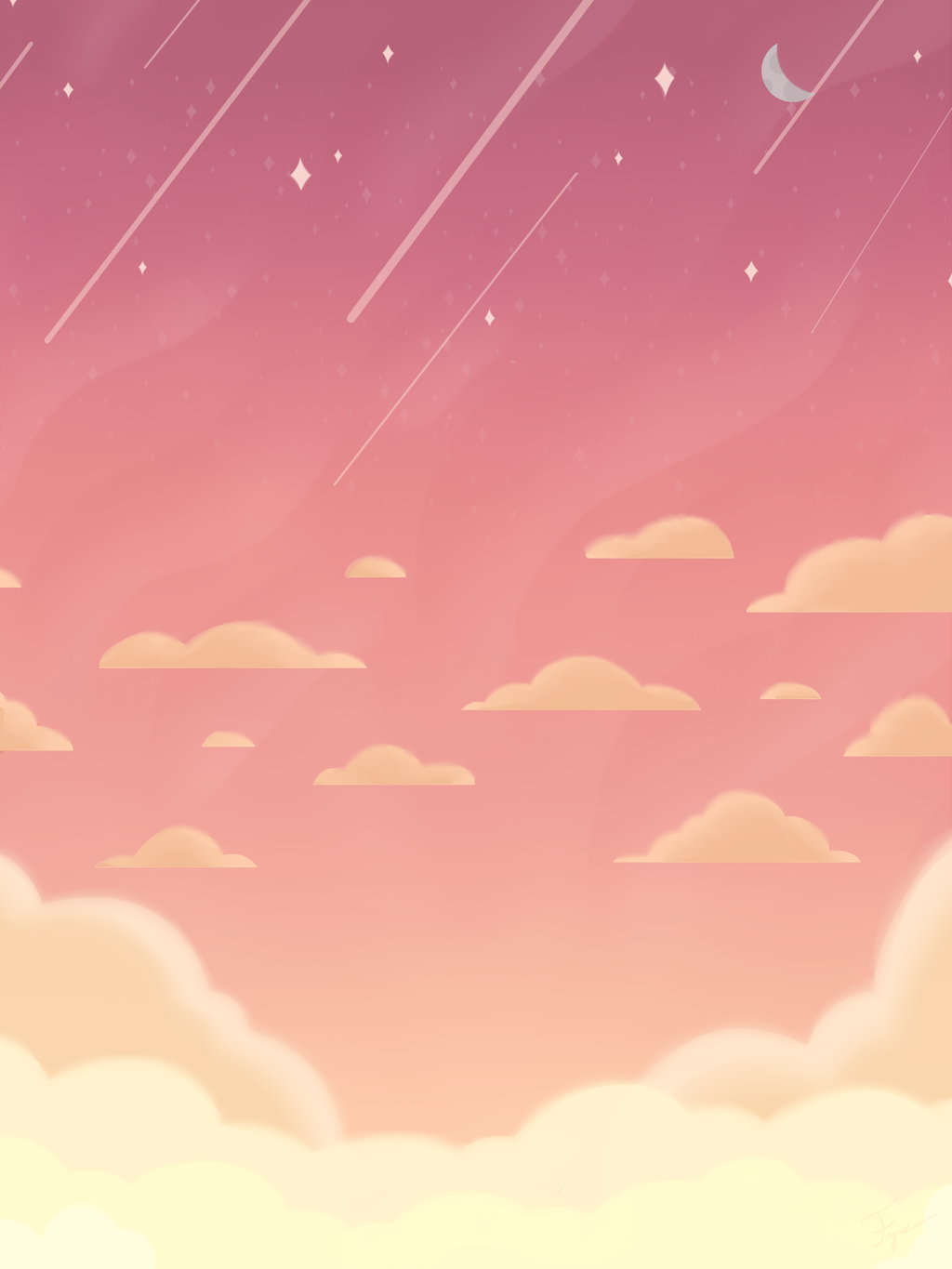 Above the Clouds by Fyreglyphs