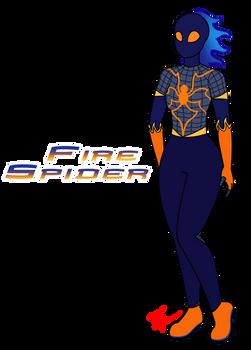 Fire Spider - Spidersona