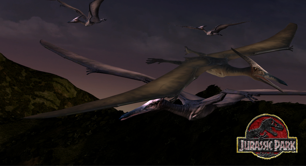 PTERANODON JURASSIC PARK THE GAME by OoFiLoO on DeviantArt