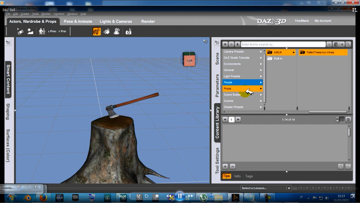 DAZ to XNA-XPS CONVERTING TUTORIAL by OoFiLoO on DeviantArt