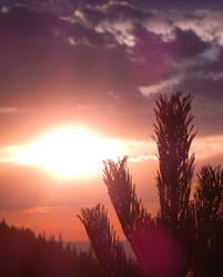 Mountain Skylight:.