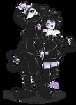 Gaia online - Dark Joker and x-FFantasy-x 002