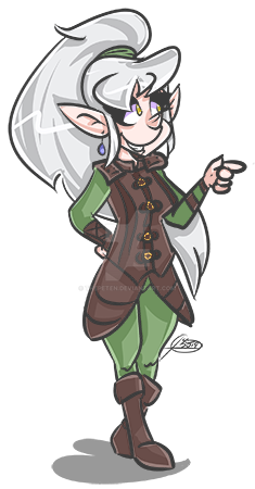 Paypal Commissions! - Bronwyn Hemcrest by ThePeten