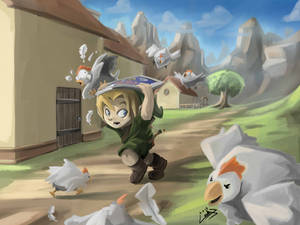 When Cuccos Attack by wtfisalinh