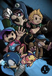Super Smash Squad