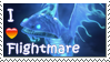 Flightmare Stamp by Stampering