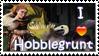 Hobblegrunt Stamp by Stampering