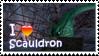 Scauldron Stamp by Stampering
