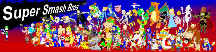 Super Smash Art
