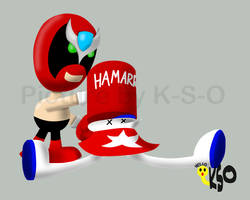 Hamarr Hand by K-S-O