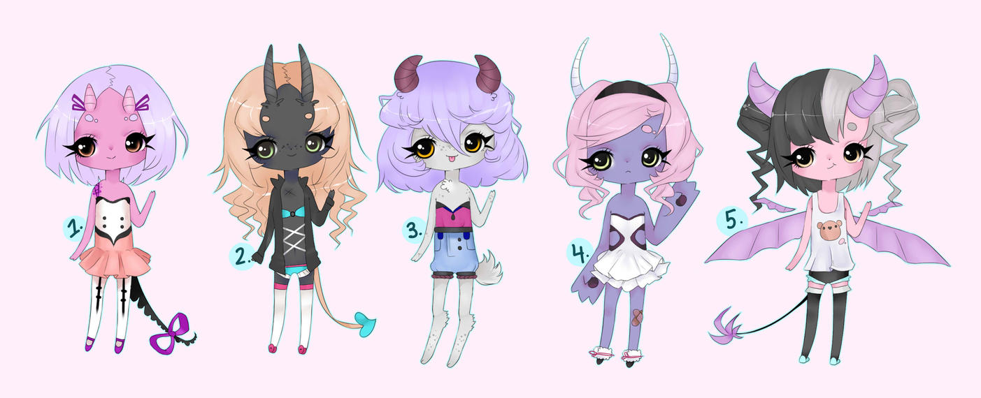 Demons adopts /closed by Bonelo