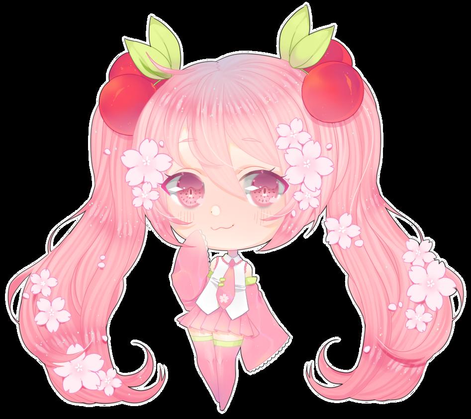 Miku Sakura version