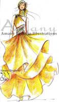 October artwork 02 by AmanyIbrahem