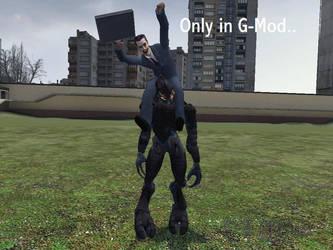 Only in G-mod by BigggDaddy