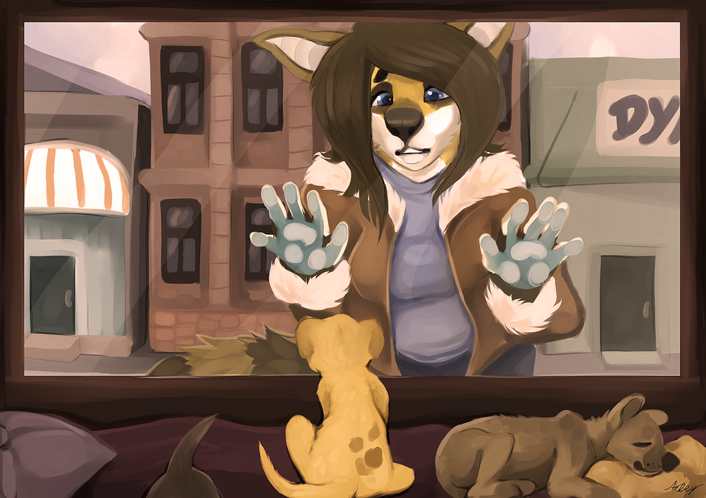 NyxWhisper Commission by gr-ay
