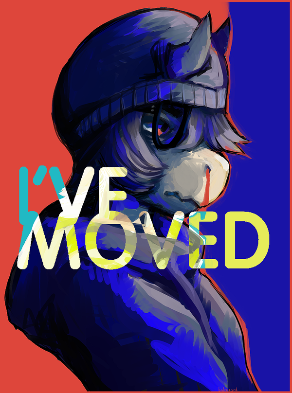 I've moved! by gr-ay