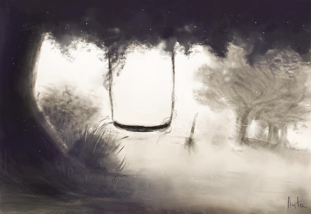 . Scenery ~ Landscape practice . by TheArta