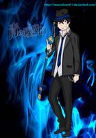 Ao No Exorcist-Okumura Rin.
