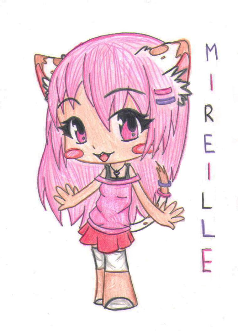 OC: Mireille by x-ArtsiEmi-x