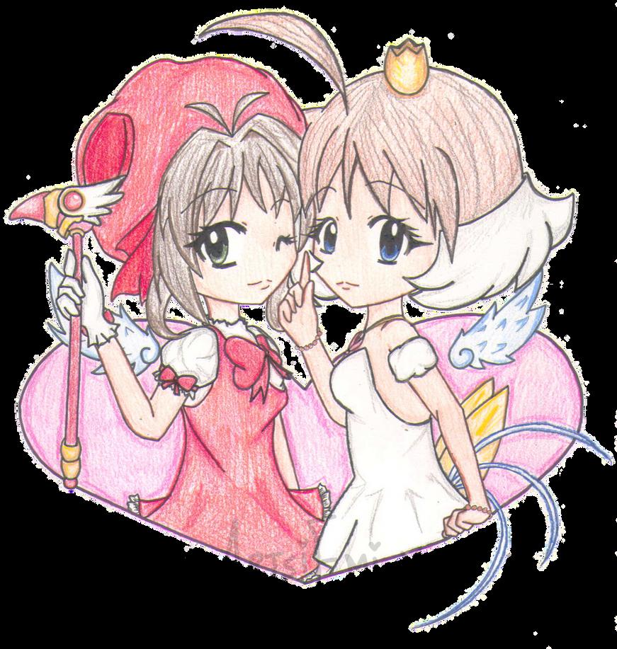 Kiribian: CardCaptor Sakura and Princess Tutu by x-ArtsiEmi-x
