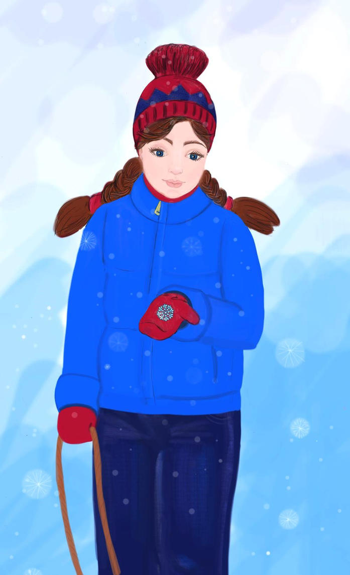 snow by Lelik39