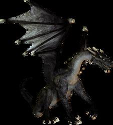 E-S Dragon I Darkness by Elevit-Stock