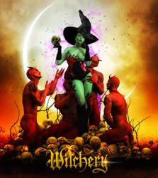Witchery by Elevit-Stock
