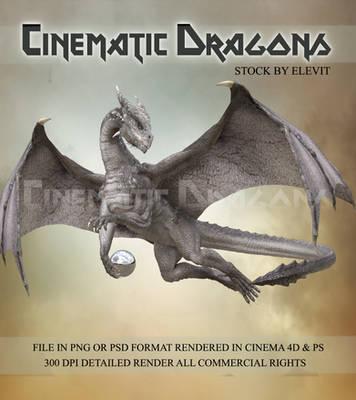 Cinematic dragon 3