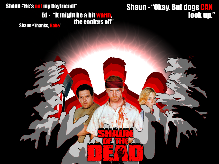 shaun of the dead wallpaper - photo #21