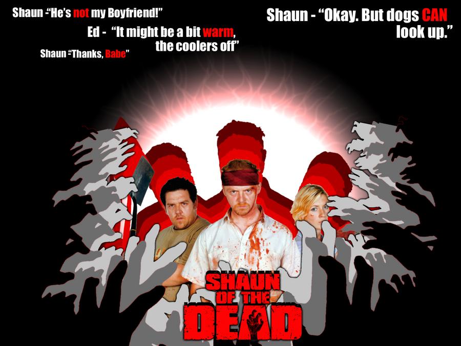 shaun of the dead wallpaper - photo #21