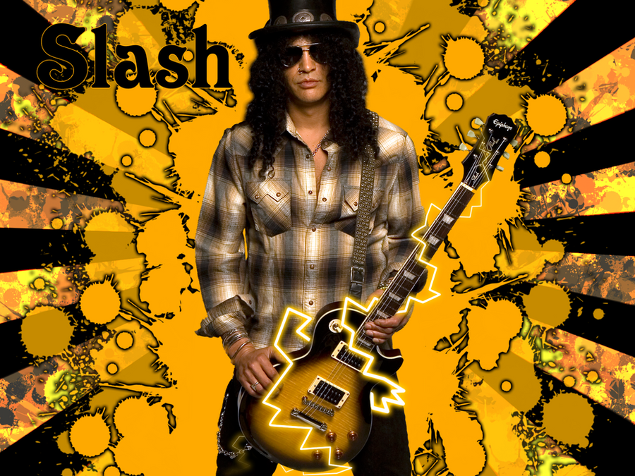 slash wallpaper. Slash Wallpaper by ~Kristov94