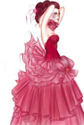 flower goddess by semihmetin