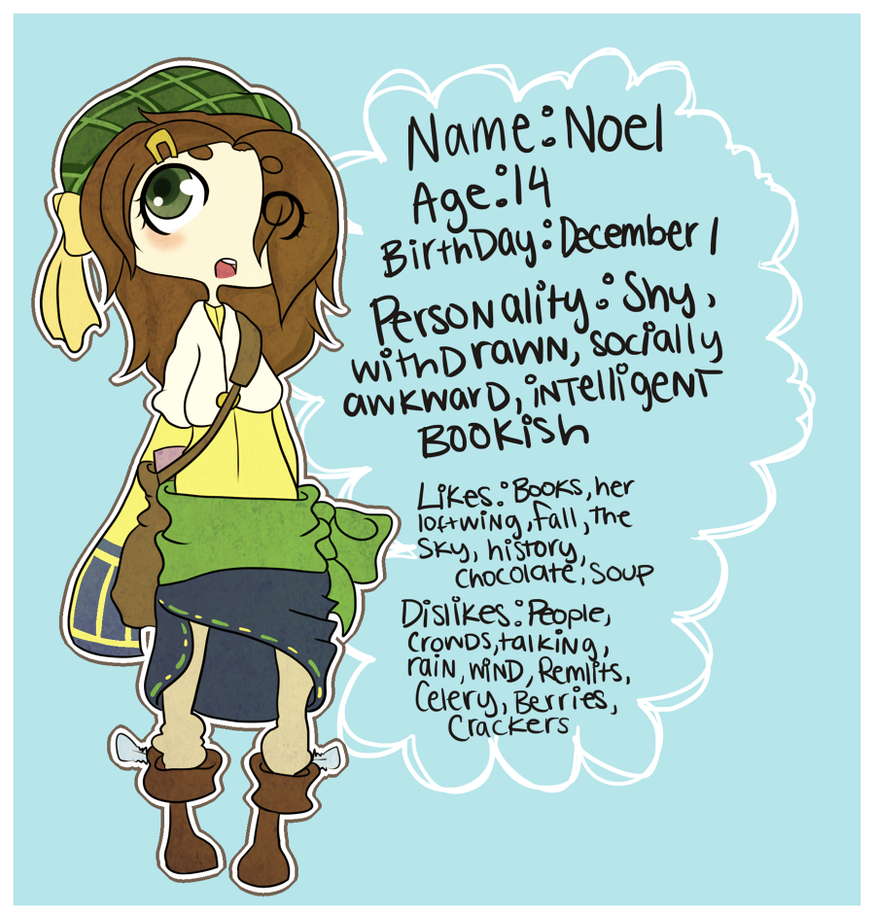 Noel by Twillywho