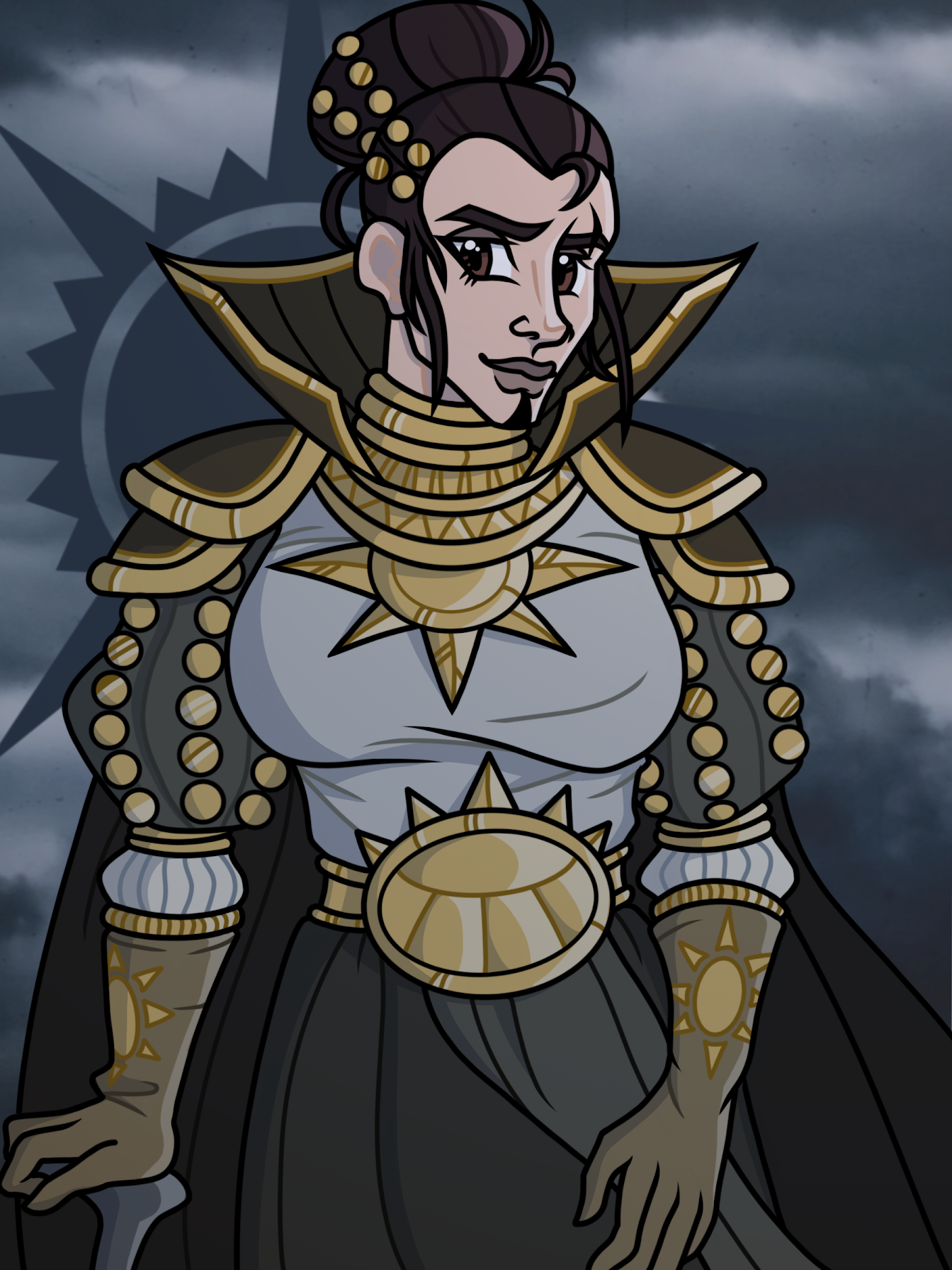 Teysa Karlov Orzhov Scion By Httpspooky On Deviantart Want to discover art related to orzhov? teysa karlov orzhov scion by