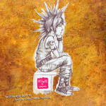 Lonely Punk by punx666