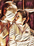 Princess Leia - The Empire strikes back -