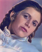 Princess Leia - The Empire strikes back - by Doveri