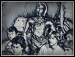 Luke Skywalker - A new Hope -