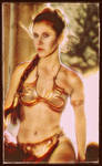 Princess Leia - Return of the Jedi -