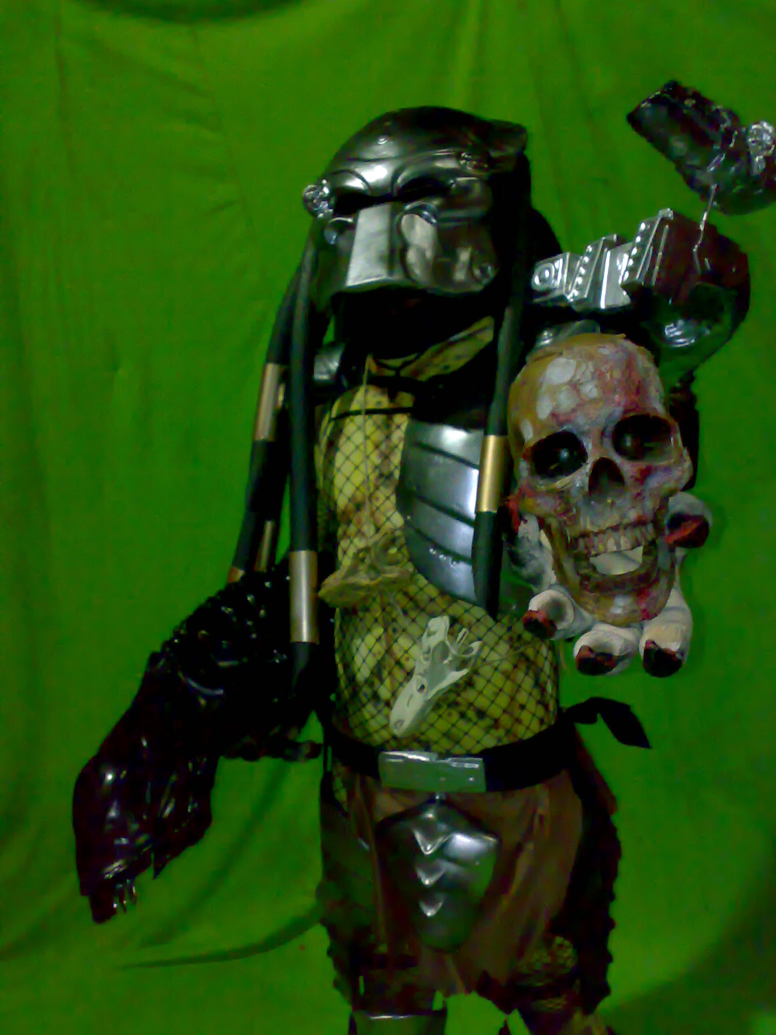 predator costume by FRANKASTER1987 on DeviantArt